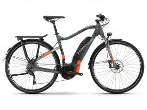 SDURO Trekking 8.0 Herren 500Wh 20-G XT - Radel Bluschke