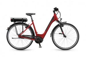 Y380.F Einrohr 500Wh 28´´ 8-G Nexus FL - Pulsschlag Bike+Sport