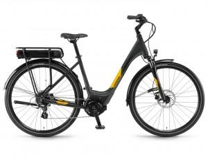 Yucatan 8 Einrohr 400Wh 28´´ 8-G Altus - Pulsschlag Bike+Sport