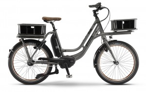eLoad 400Wh 24´´ 7-G Nexus FL - BikesKing e-Bike Dreirad Center Magdeburg
