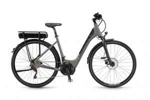 Y420.X Einrohr 500Wh 28´´ 20-G XT - Pulsschlag Bike+Sport