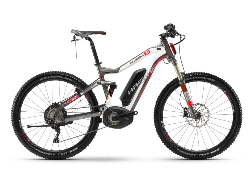 XDURO FullSeven S 9.0 500Wh 11-G XT - XDURO FullSeven S 9.0 500Wh 11-G XT